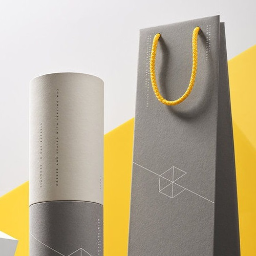 "Uses of ""Grey"" in Packaging Designs"