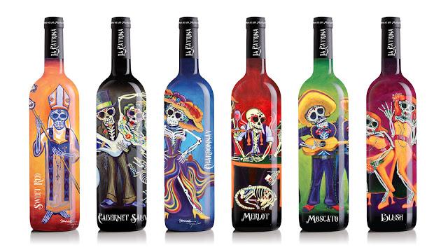 La Catrina wines