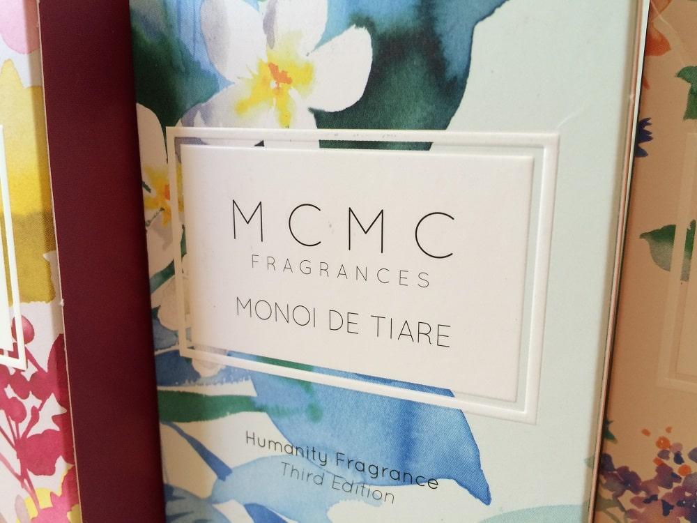 MCMC Fragances