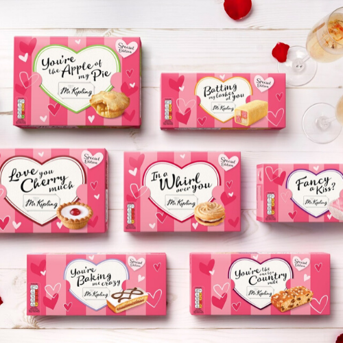 Top 5 Valentine's Themed Packaging