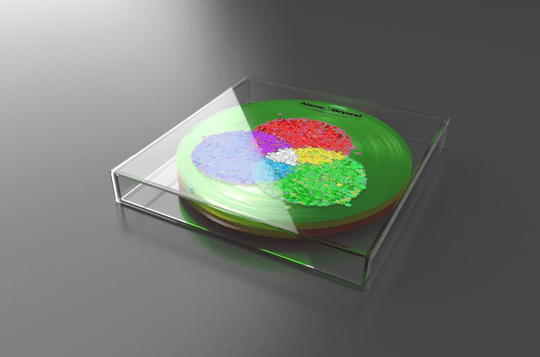 deluxe acrylic box set design